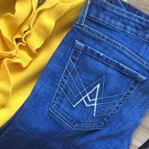"""🆕 7 For All Mankind Size 31 """"A"""" Pocket"""